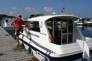 4 night cruise with Manor House Marine