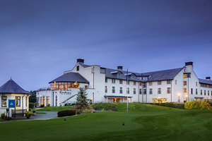 Dinner Bed  Breakfast Stay with the Wine on Us at Hilton Belfast Templepatrick Golf  Country Club