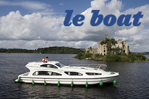Cruise the River Shannon  Erne Canal with Le Boat  No previous boating experience required