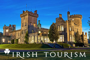 7 Night Irish Romance with 5Star Dromoland Castle Stay from 860CAD Save 15