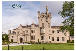 Wild Atlantic Way package at Lough Eske Castle