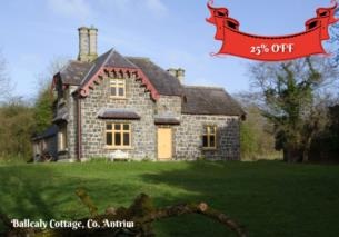 Ballealy Cottage Randalstown Co Antrim Early Spring 25 Discount