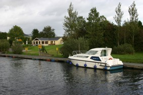 3 night cruiser hire on Lough Erne from 167 per person