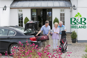 Golfers Welcome Bed  Breakfast Breaks