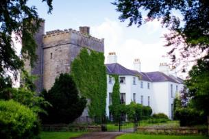 Dinner Bed and Breakfast in Barberstown Castle