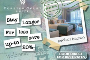 GALWAY CITY BREAKS Stay Longer for Less  Save up to 20