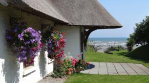 Romantic Beach Cottage Escape at The Cottages Ireland