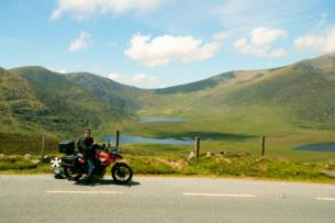 Ride Ireland with Celtic Rider Ireland on motorbike for 14 days