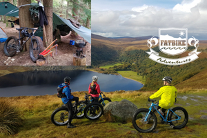 Wicklow Wilderness Fatbike Overnight All-Inclusive Package