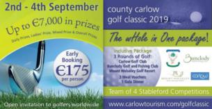 County Carlow Golf Classic 2019