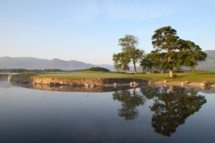 Sheen Falls Lodge  Tee Time Package