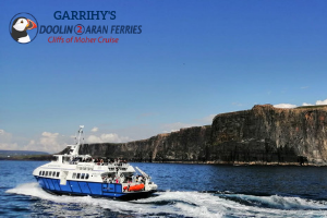 20 OFF Boat Trips to Aran Islands and Cliffs of Moher Cruise