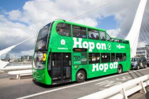 Save 20 on Dublins No1 Hop On Hop Off Tour