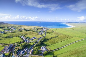 Stay in Irelands most northerly Hotel from Just 47pps along the Wild Atlantic Way