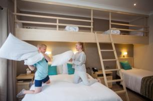 Summer Family Sleepover From 119 per room