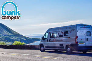 Discover the Wild Atlantic Way with the freedom of Campervan Hire