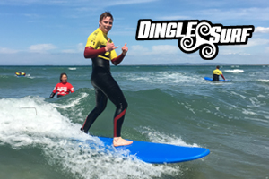 Surf Lessons in Dingle Co Kerry