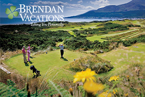 Golf on the Emerald Isle - 9-Day Private Chauffeur Vacation