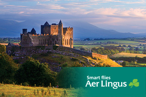 Aer Lingus Summer Sale Toronto to Dublin from 759