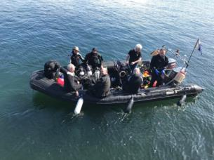 Scuba Trips on the Wild Atlantic Way