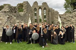 Game of Thrones Tours - Belfast Winterfell Locations Trek