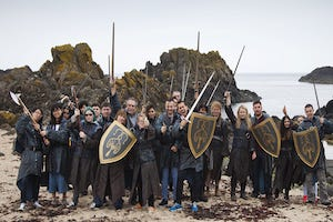 Game of Thrones Tours  Iron Islands Giants Causeway  Rope Bridge Adventure