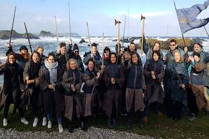 Game of Thrones Tours  Legenderry Iron Islands Giants Causeway  Rope Bridge Adventure