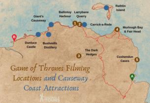 Walk The Land of Game Of Thrones with Hillwalk Tours