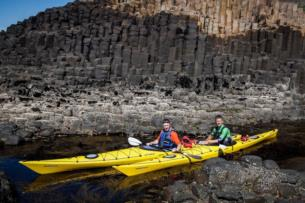 Giants Causeway Coast Sea Kayaking