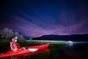 Moonlight Kayaking