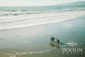 Group Special - 2 Nights at Doolin Hostel in Clare with 2 hour Surfing Lesson from 99 pps
