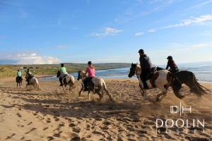 Group Special  2 Nights at Doolin Hostel in Clare with a 4 hour Beach  Burren Trek from 224 pps