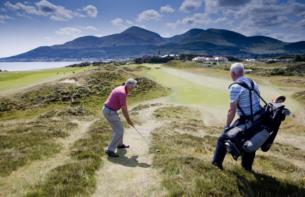 Play 2 rounds of golf incl Royal County Down enjoy 5 nights in 4 Hotel  attend The 148th Open