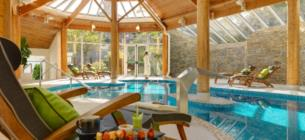 Visit the Wild Atlantic Way  enjoy an Exclusive Spabreak at Sheen Falls Lodge from only 227pp