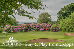 Overnight Bed and Breakfast stay with Round of Golf from 60 per person sharing