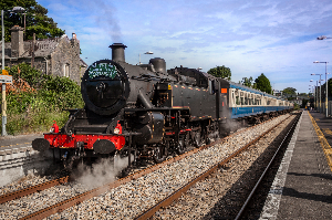 Irish Heritage Steam  The Ring of Kerry