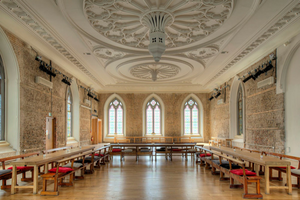 Meal drink  a ticket to The Shaughraun at Smock Alley for 30