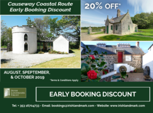 Causeway Coastal Route Early Booking Discount