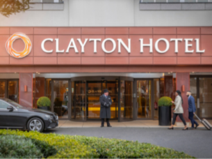 Summer in Dublin Stay  Explore with FREE breakfast at Clayton Hotel Burlington Road from 139