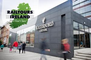 Waterford Crystal Kilkenny City  the Suir Valley