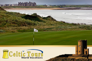 Custom Golf Tours to Ireland