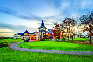 Stay  Play at the Great National Ballykisteen Golf Hotel from 57 per person