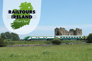 The West Coast Explorer 2day rail tour to Connemara  Cliffs of Moher