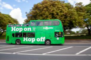 Save 25 on Dublins No1 Hop On Hop Off Tour