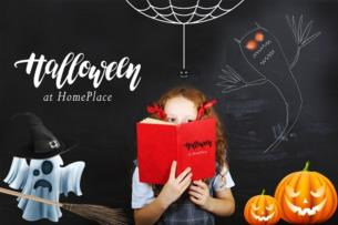 Halloween Crafts at Seamus Heaney HomePlace