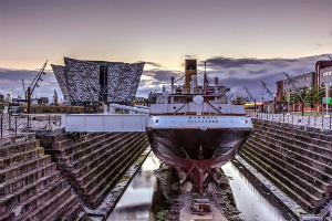 Titanic Belfast and SS Nomadic  Two Attractions for One Great Ticket Price