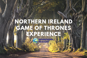 Northern Ireland Game of Thrones Experience from 445pp