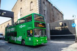 Save 5 on Hop On Hop Off Tour  Guinness Storehouse