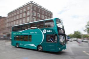 Return Dublin City - Airport Transfer with Airlink Express - 11