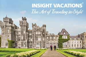 9 Day Irish Elegance Trip Including Night at the Luxurious Ashford Castle